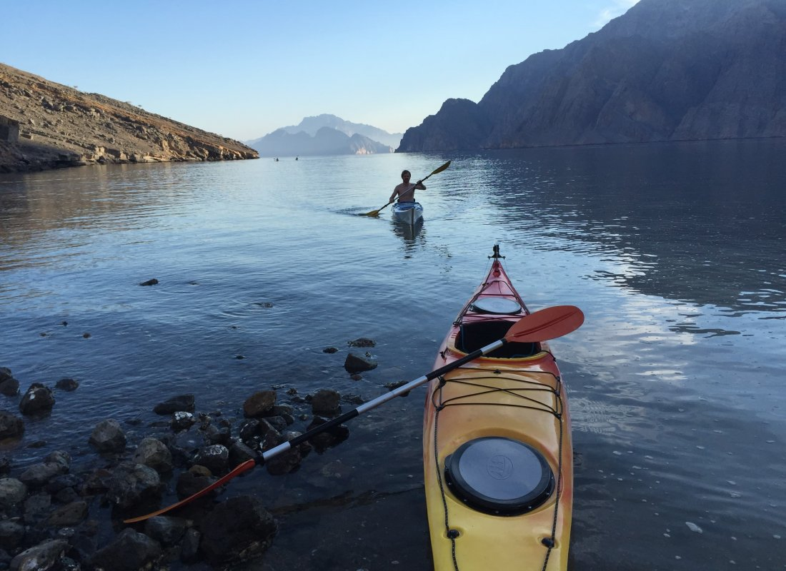 Challenging Adventure Kayaking